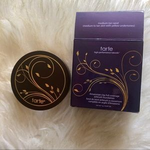 TARTE Amazonian clay airbrush foundation TAN